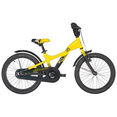 "Vélo Enfant S'COOL XXLITE Alu 1V 18"" Jaune 2019"